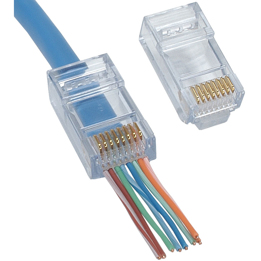 Network Cables And Connector | Wiring Diagram on