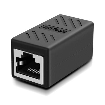 RJ45 In Line Coupler Cat7 Cat6 Cat5e Ethernet Cable Extender Adapter Female to Female