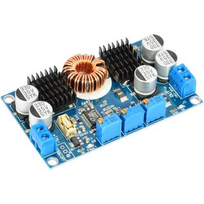 LTC3780 130W DC-DC Synchronous Buck Boost Voltage Converter Step-Up Step-Down Voltage / Current Power Regulator Board Highest Efficiency