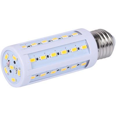 60 Watt Equivalent LED Bulb 42-Chip Corn Light E26 850lm 8W Soft Warm 3000K