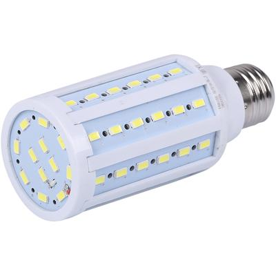 75 Watt Equivalent LED Bulb 60-Chip Corn Light E26 1100lm 10W Cool Daylight 6000