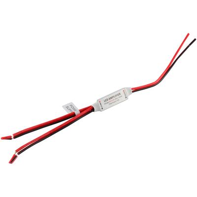 Mini Inline Amplifier Repeater for LED Strip Light, Extends Dimmer Control