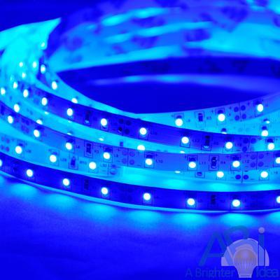 ABI LED Light Strip, SMD 2835, 5M Role 60LED/M, Indoor Use - Blue